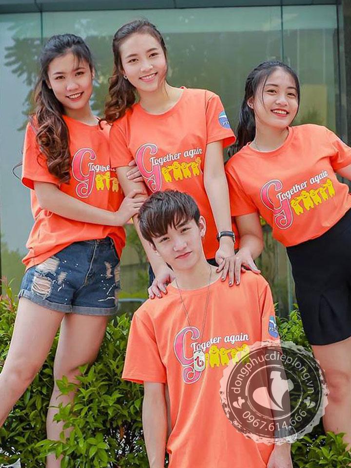 Nơi nhận đặt áo lớp đẹp uy tín tại Hà Nội