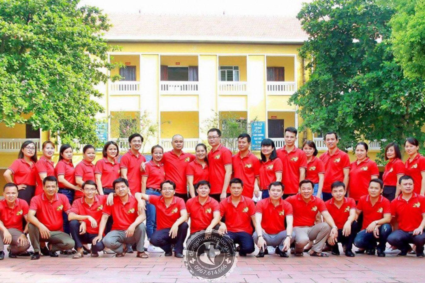 Giới thiệu đồng phục họp lớp