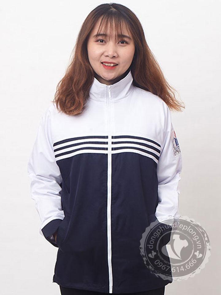 Đặc điểm của áo khoác gió đồng phục