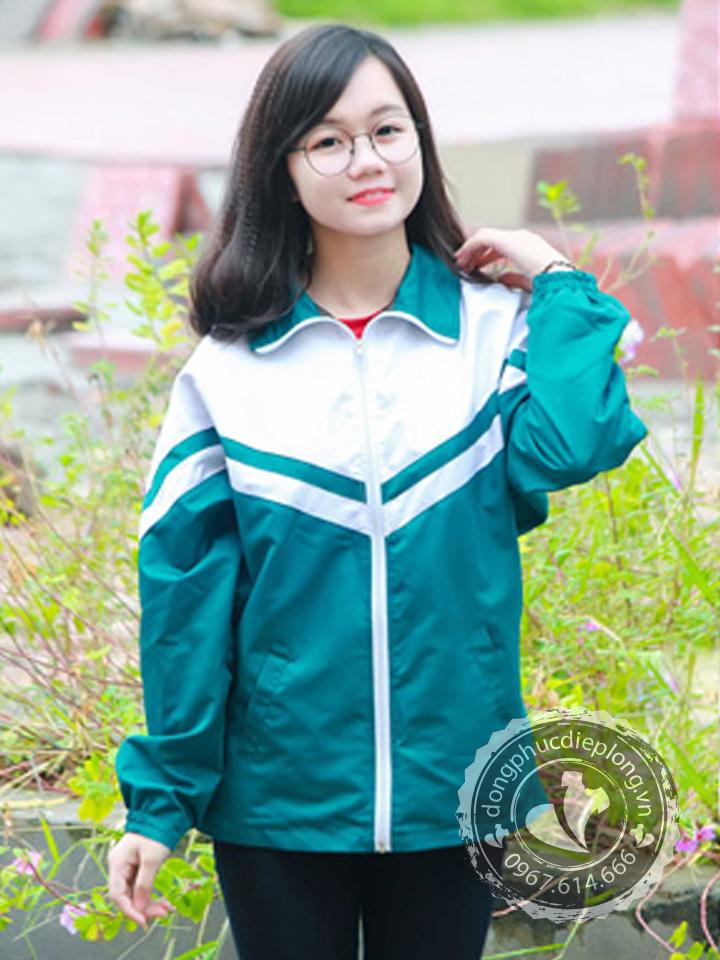 May áo khoác gió đồng phục tại Diệp Long bạn được ưu đãi gì?