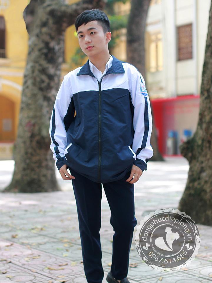 Xưởng may áo khoác gió đẹp số 1 Hà Nội