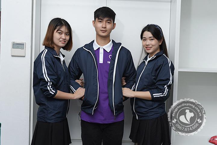 Mẫu áo đồng phục chất lượng cao
