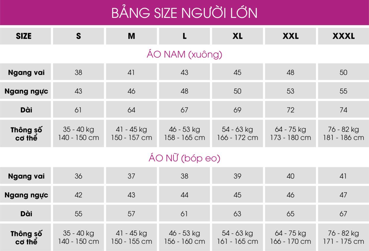 bang size