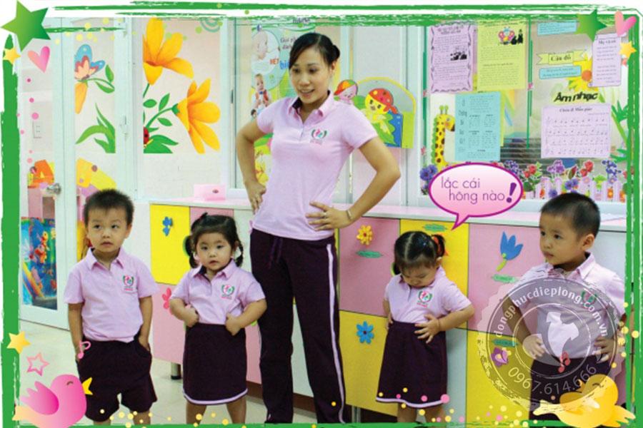 Những yêu cầu khi dùng đồng phục cô giáo